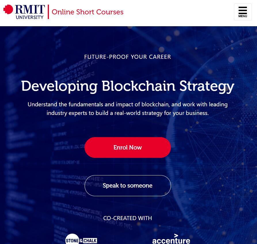 开全国先例,澳大利亚大学开设区块链技术课程