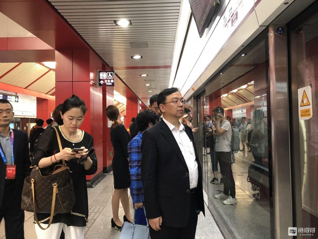 【赵公子日记0427】偶遇坐地铁的王传福