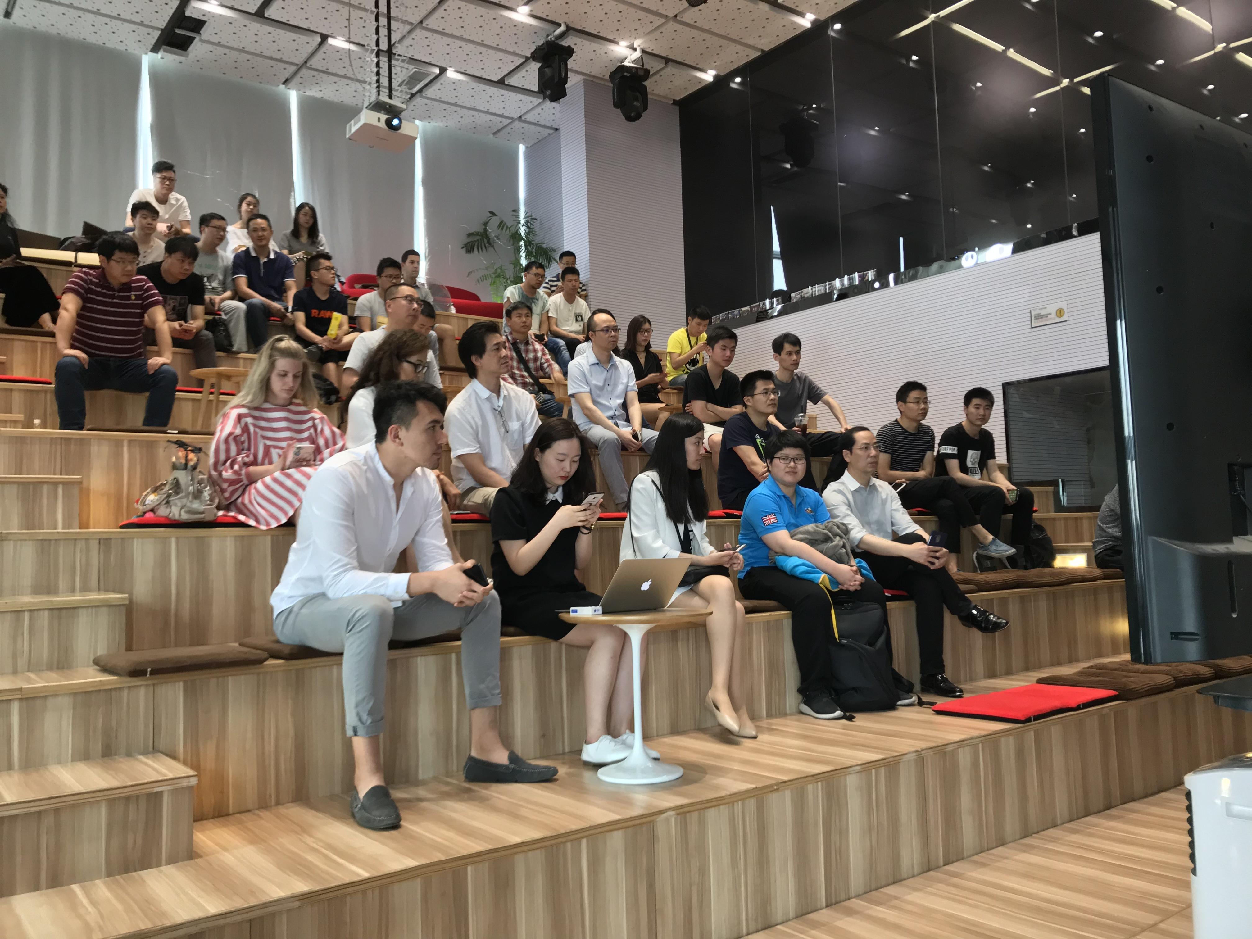 FusionBlock创始人赵勇博士应邀参加【INWE区块链沙龙 | 成?<?>都站】